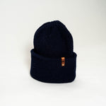 OK Beanie: Navy / Buck Brown