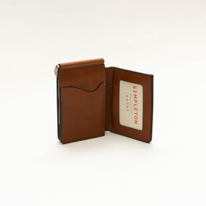 L-Fold Wallet : Buck Brown