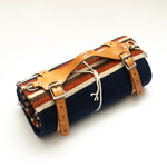 Blanket & Security Strap : Russet