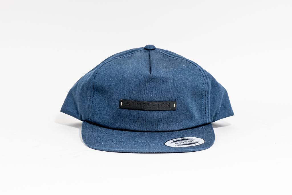 Bar Cap : Navy