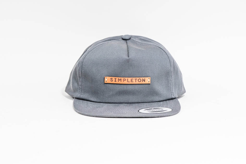 Bar Cap : Gray