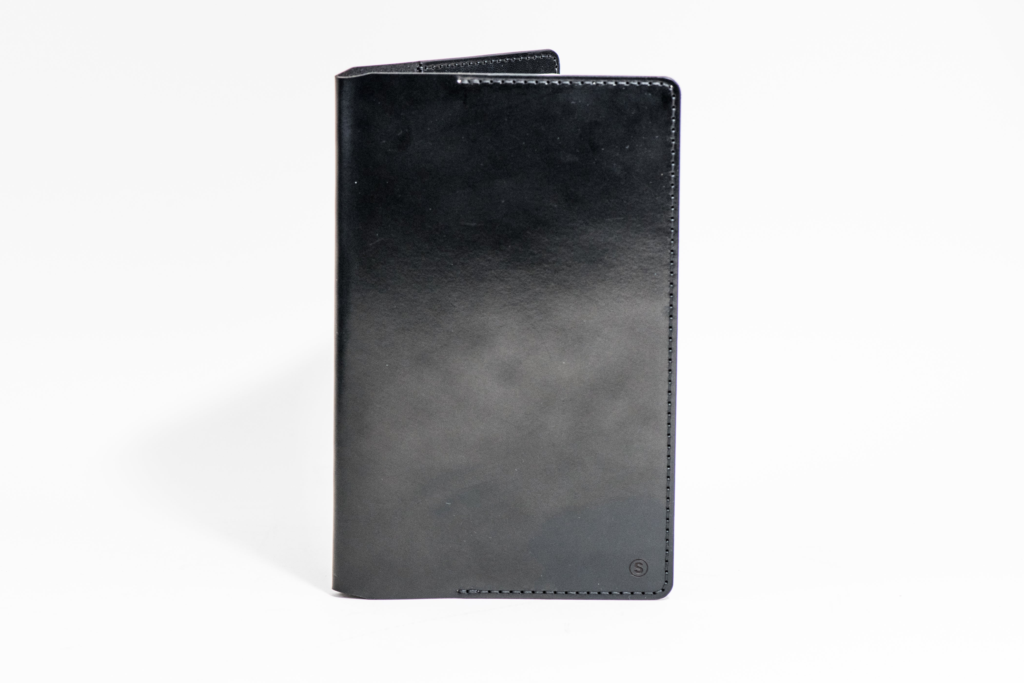 Large Notebook Cover : Black