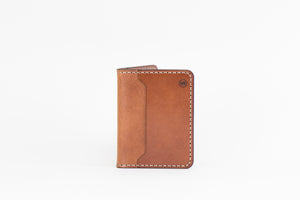 Card Bi-Fold : Buck Brown
