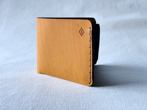 MMXX Bi-Fold : yellow / natural