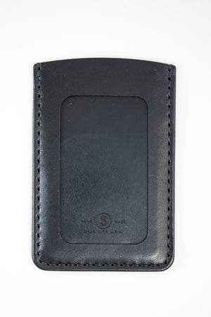 Hargrave Card Wallet : Black