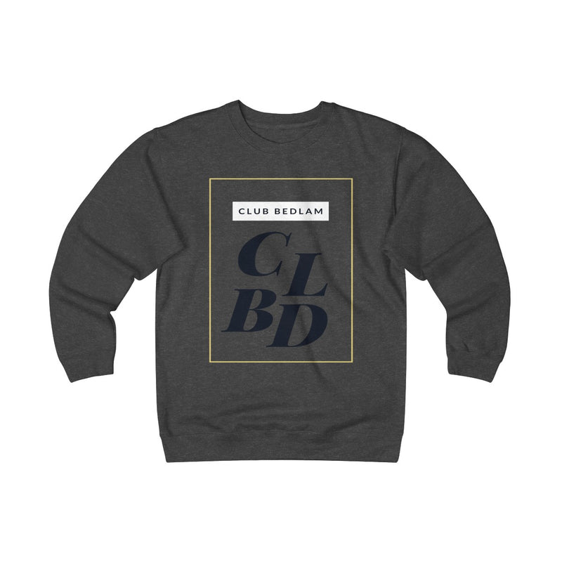 Club Bedlam Matinee Logo Heavyweight Fleece Crew