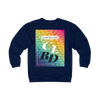 Club Bedlam Hologram Heavyweight Fleece Crew