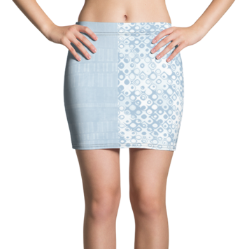 Bubbles Galore Gypsy Active Mini Skirt