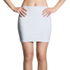 Bubbles Galore Screen Active Mini Skirt
