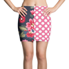 Country Rose Gypsy Queen Active Mini Skirt