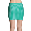 Green Bayou Active Mini Skirt