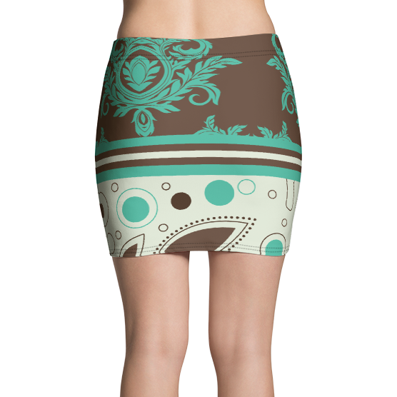 Jadeira Active Mini Skirt