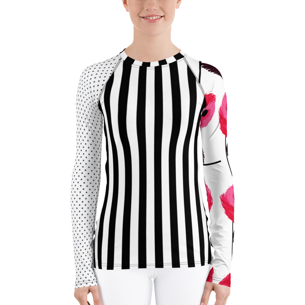 Regatta Stripe Rash Guard