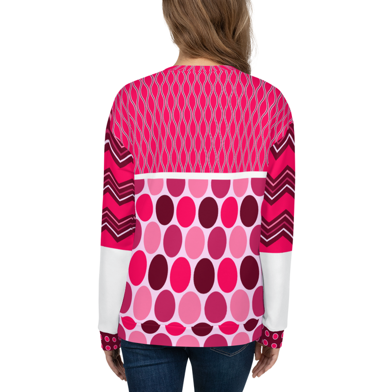 Topsy Turvy Party Sweatshirt