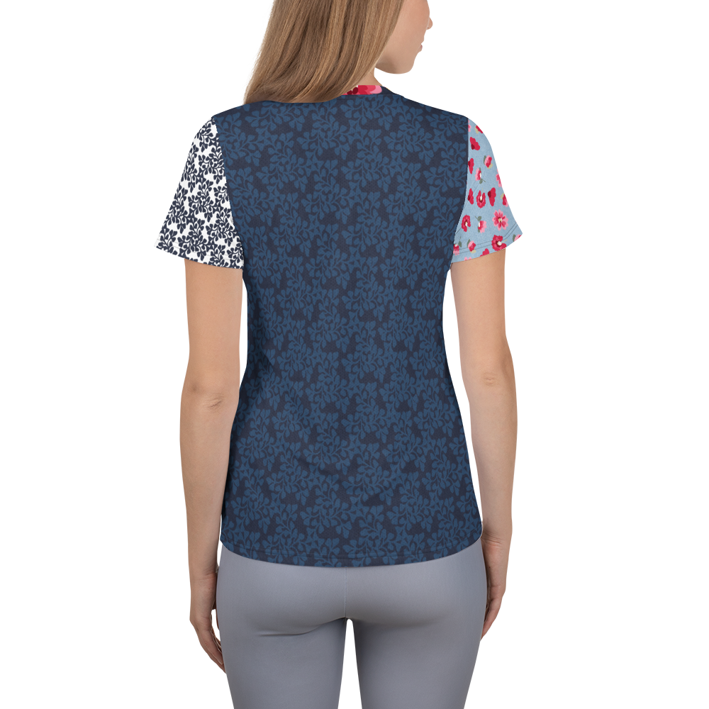 Miranda Floral Athletic Top