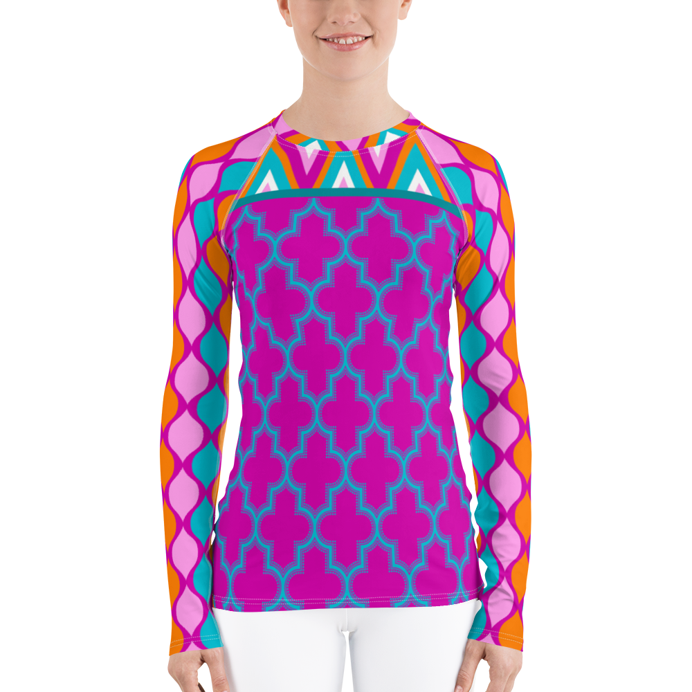 South Beach Rash Guard