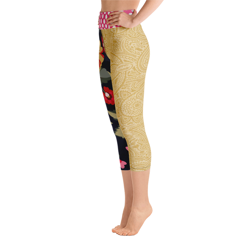 Country Rose Calypso Capris
