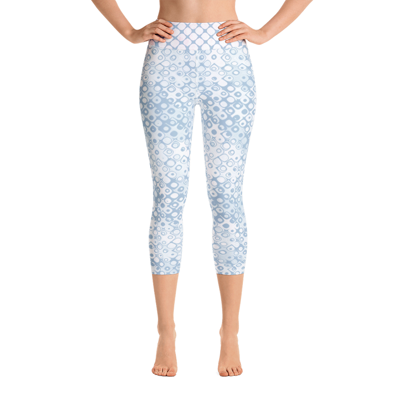 Bubbles Galore Yoga Capris