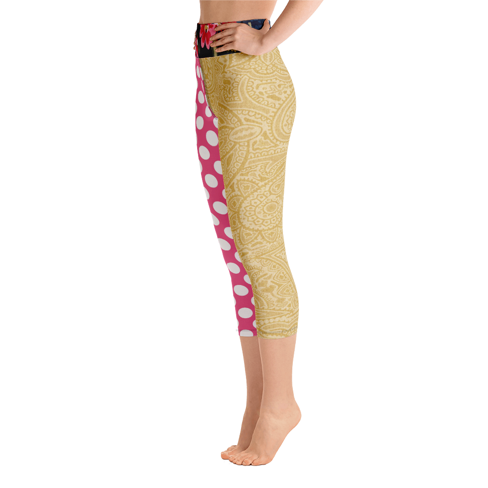 Country Rose Caravan Capris