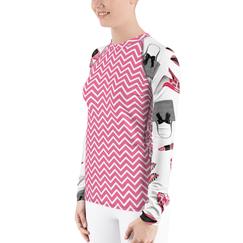 Glamour Girl Rash Guard
