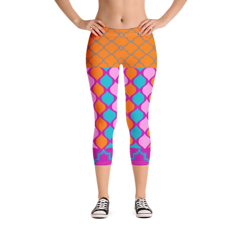 South Beach Capri Leggings