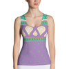 Sari Not Sorry Power Tank (Purple)