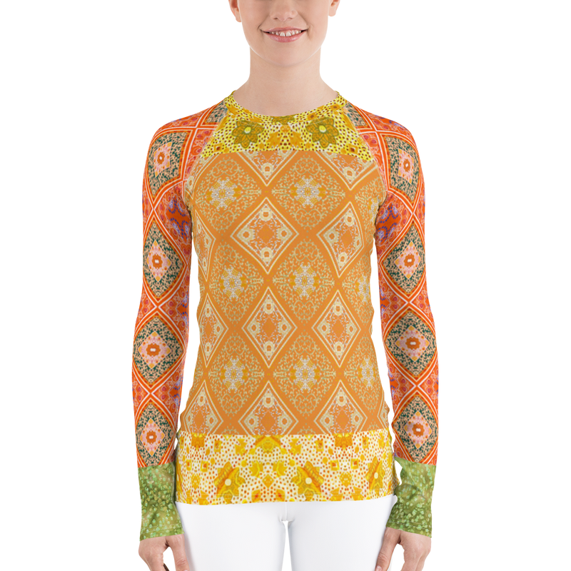 Sunrise Rash Guard