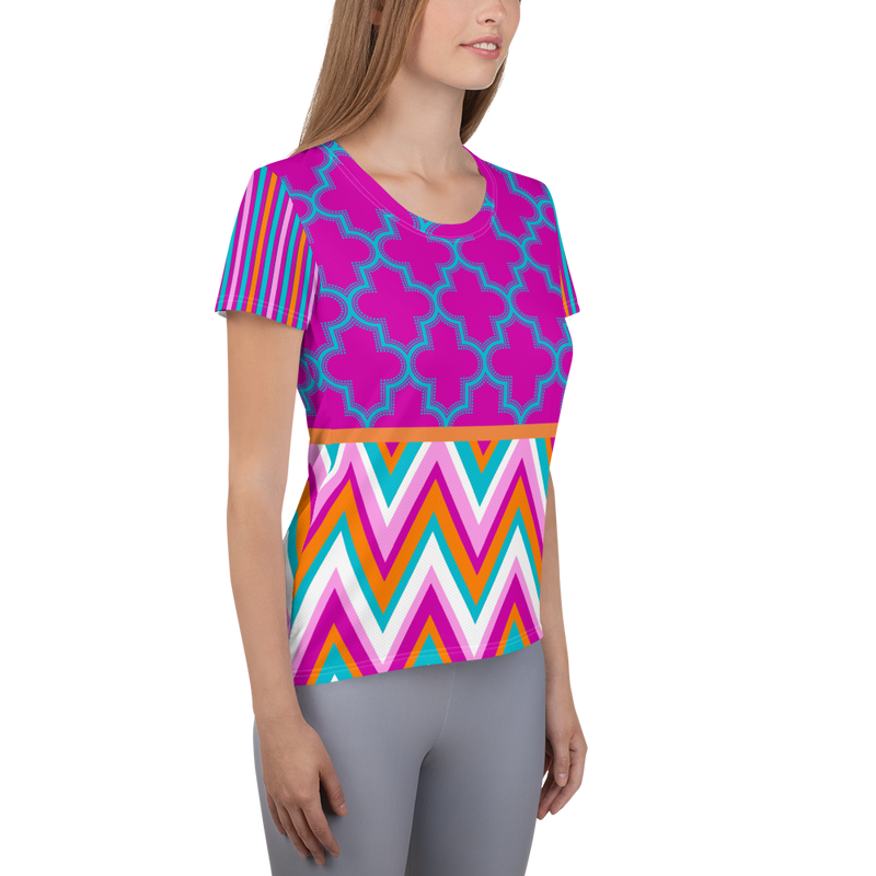 South Beach II Athletic Top