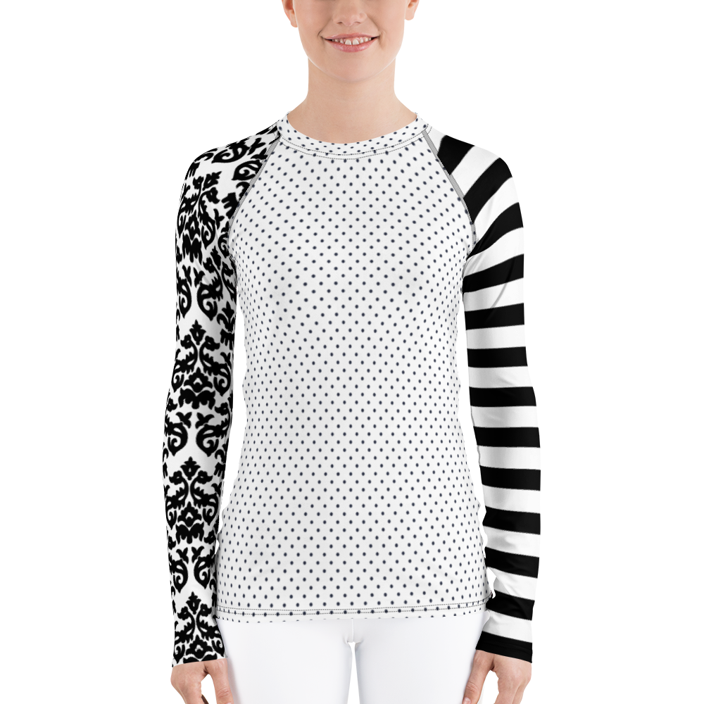 Regatta Stripe Dot Rash Guard