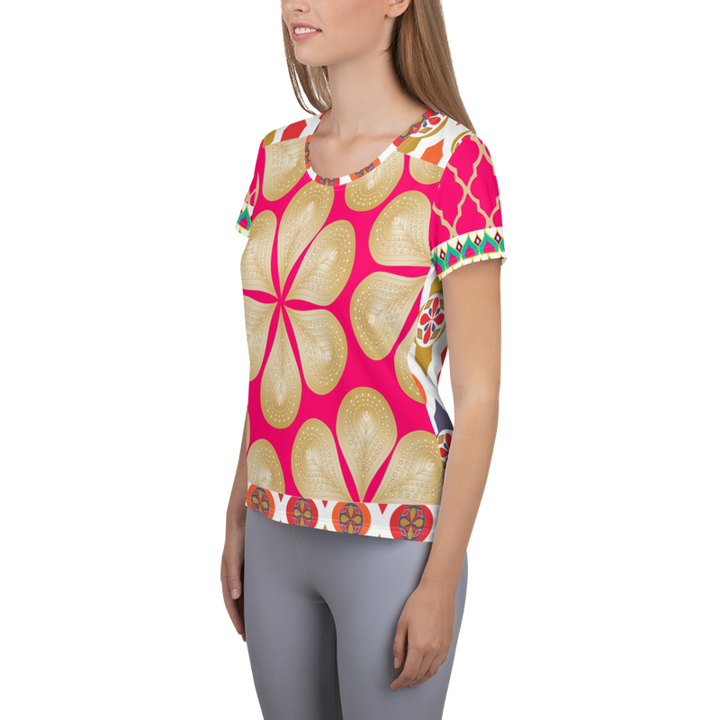 Sari Not Sorry Clover Athletic Top