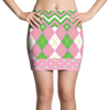Pink Kelsey Active Mini Skirt