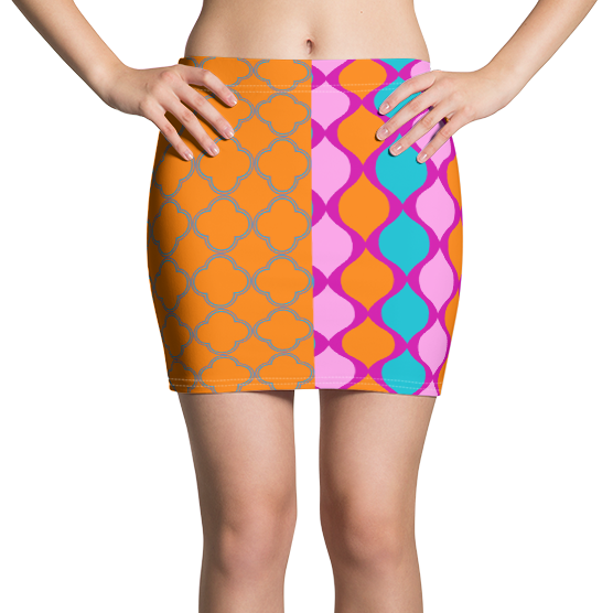 South Beach Juice Active Mini Skirt