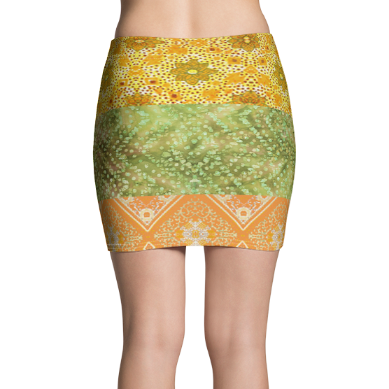 Sunrise Active Mini Skirt