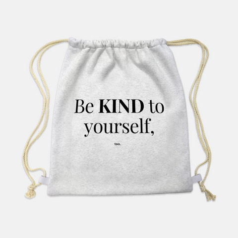 Drawstring Bag (15 Affirmations)