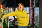 Safe Space to Be You Unisex Hoodie for Kids/Youth