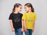 Safe Space to Be You Unisex Tee for Kids/Youth