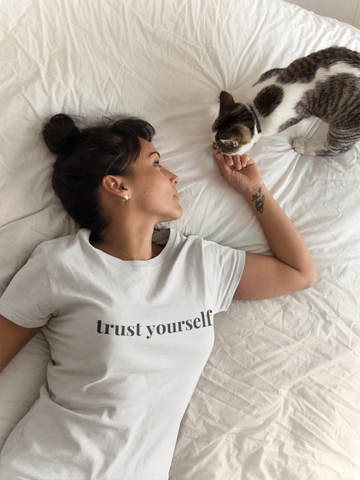 Trust Yourself - T-shirt (8 Colors Available)