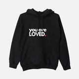 You Are Loved - Unisex Hoodie (3 Colors Available)