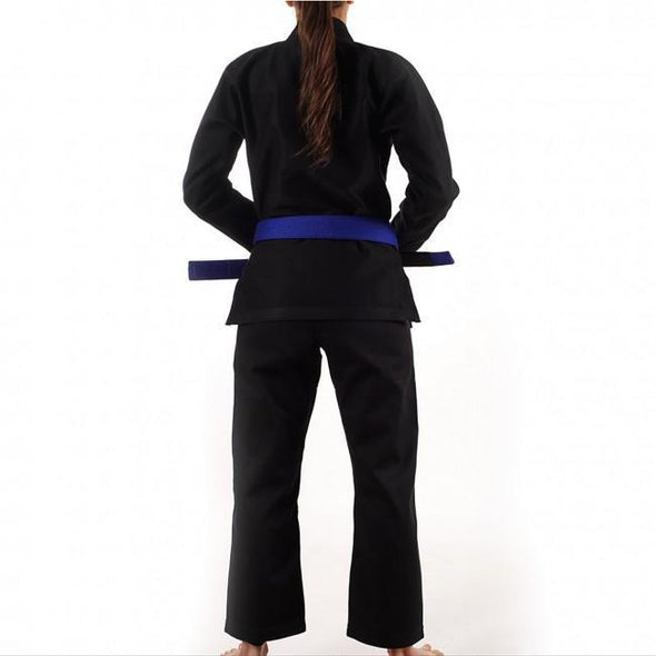 93 Brand Women's BJJ Gi - Black