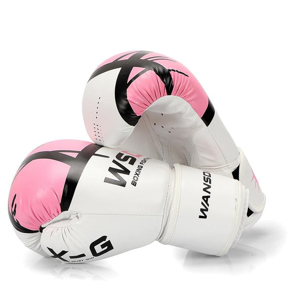 WSD X-G Premium Leather Boxing Gloves - Multiple Styles Available!