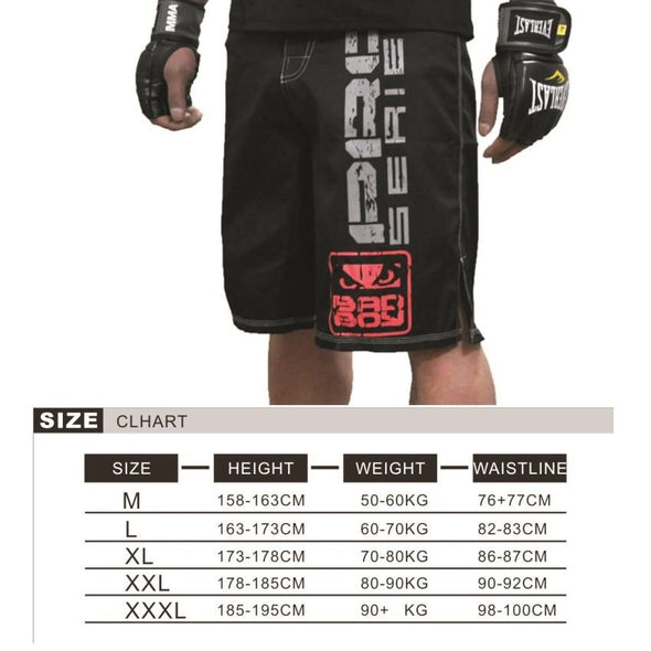 Bad Boy Pro Series Boxing Shorts - Mens