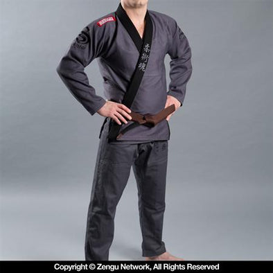 Scramble Toshi Jiu Jitsu Uniform