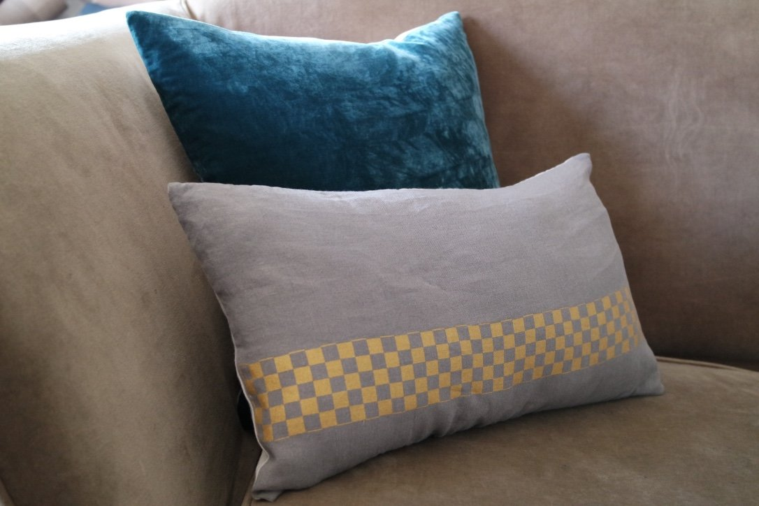 Coussin Azulejos