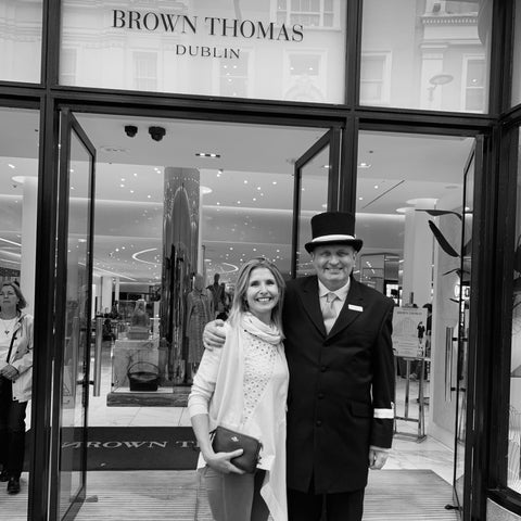 Ethical Sleepwear Brand Moon and Mellow Launch at Brown Thomas Create