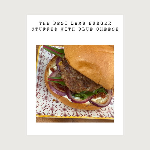 The best lamb burgers, Sunday in pyjamas, Sunday brunch, food for the soul