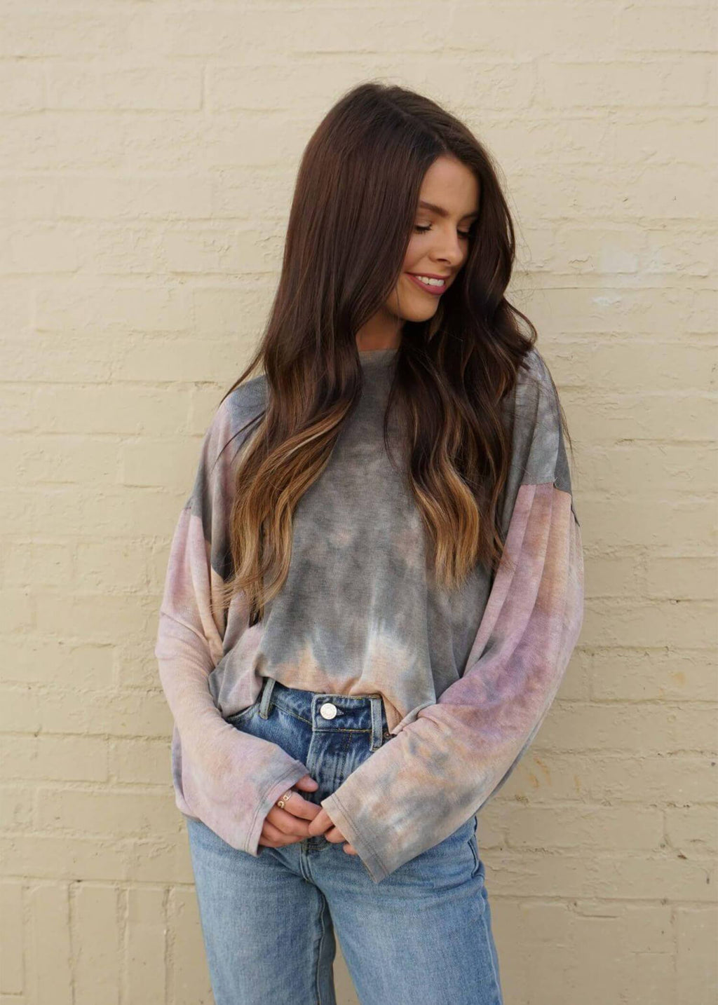 Smokey Night Lightweight Sweater