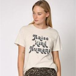 Raise Kind Humans Heavy Cotton Jersey T-Shirt