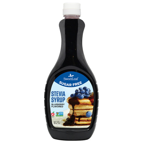 Stevia Syrup Blueberry 24 Servings