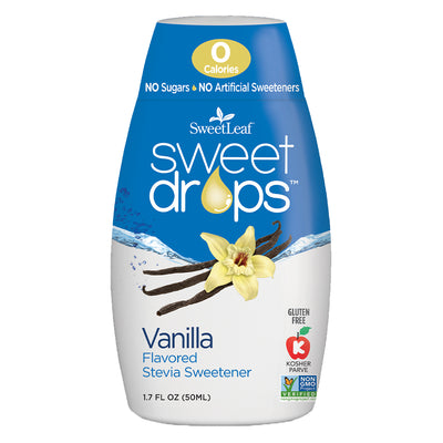 Sweet Drops™ Vanilla 50 Servings