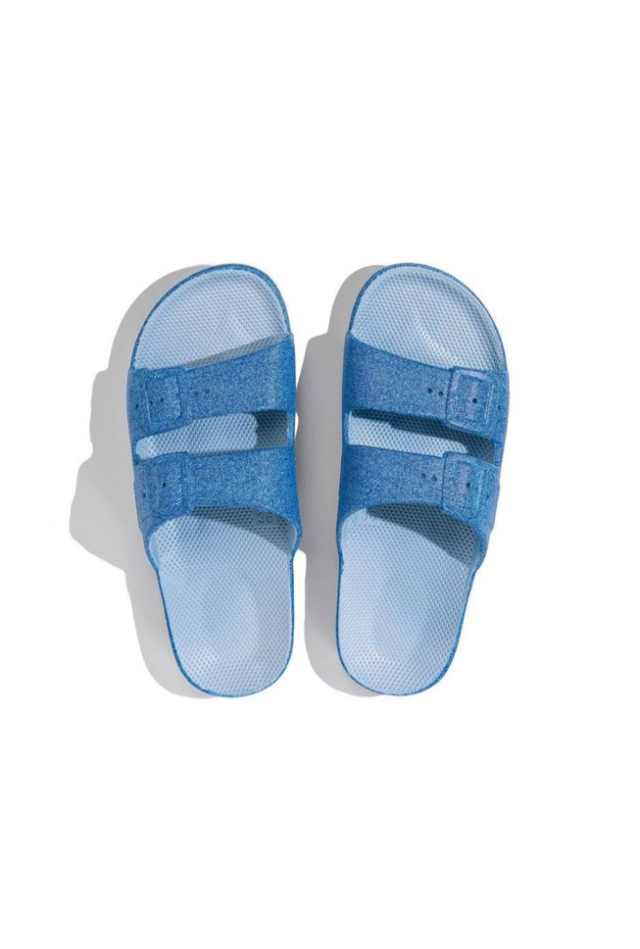 Denim dreams Moses sandal